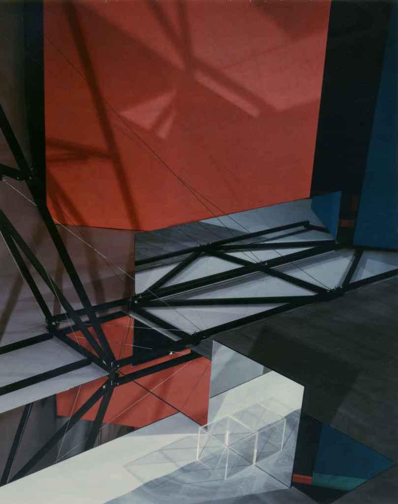 Barbara Kasten, Construct III-B GALLERY LUISOTTI