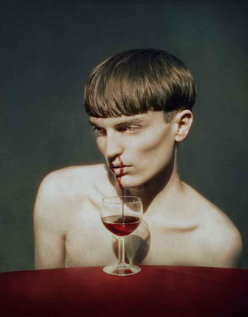Marwane Pallas, This is my blood BETRAND GRIMONT