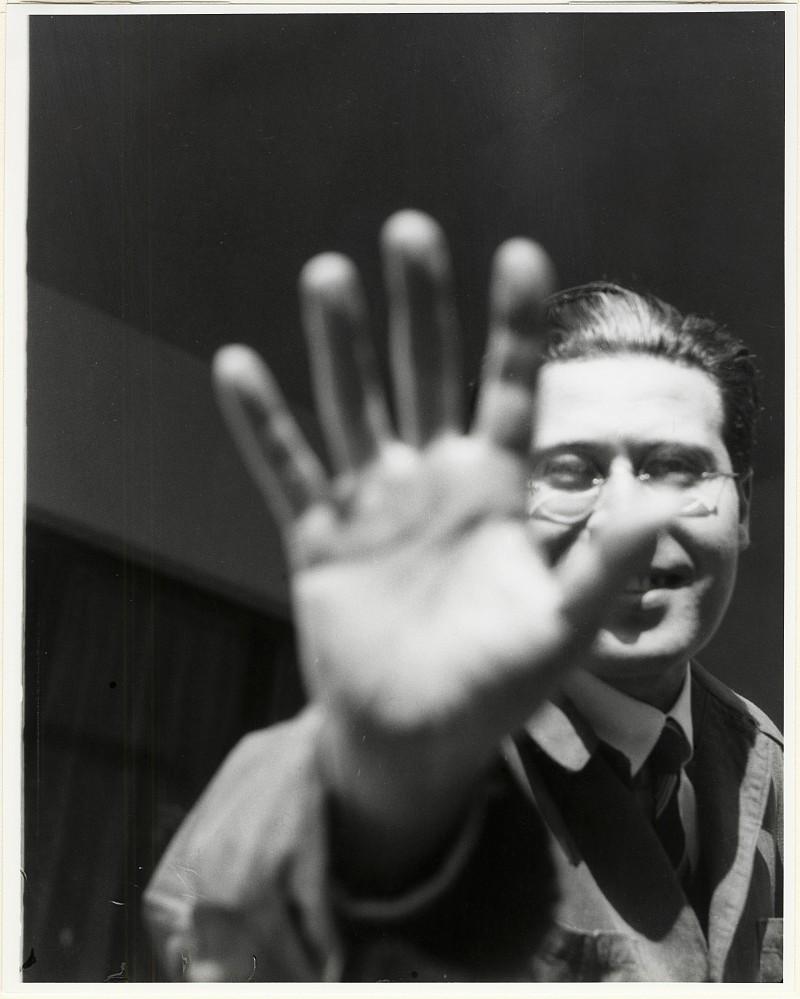 Moholy-Nagy-Selfportrait