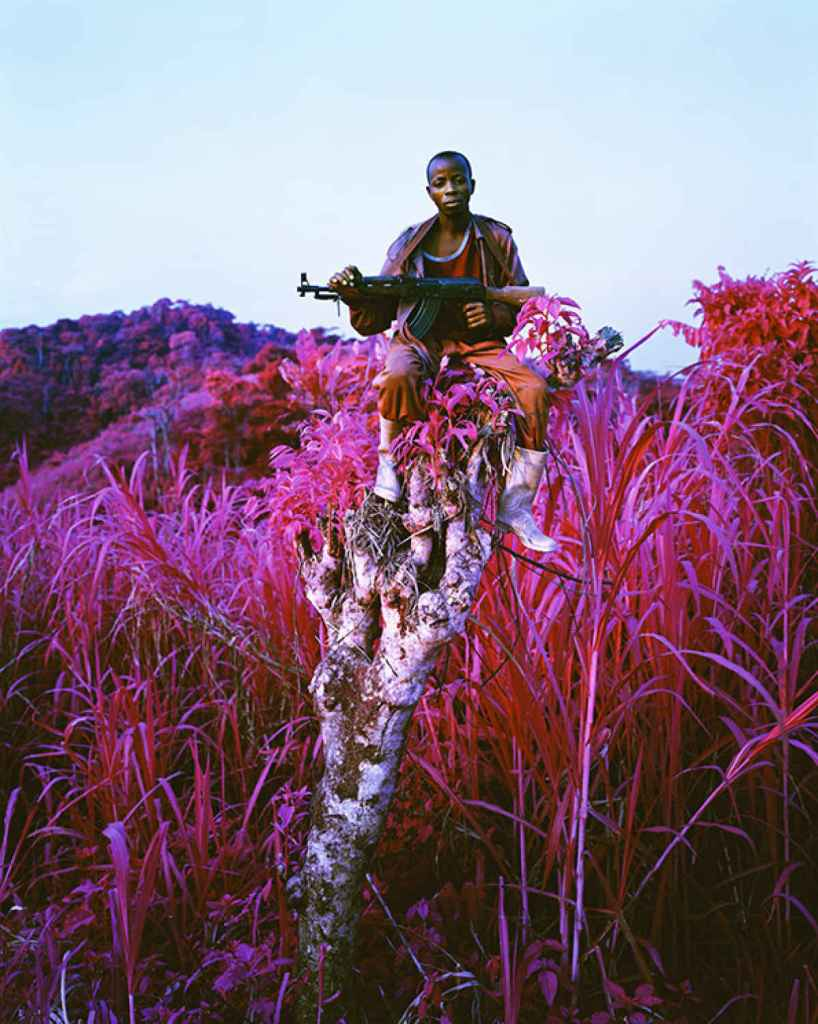 Richard Mosse, Higher Ground CARLIER _ GEBRAUER