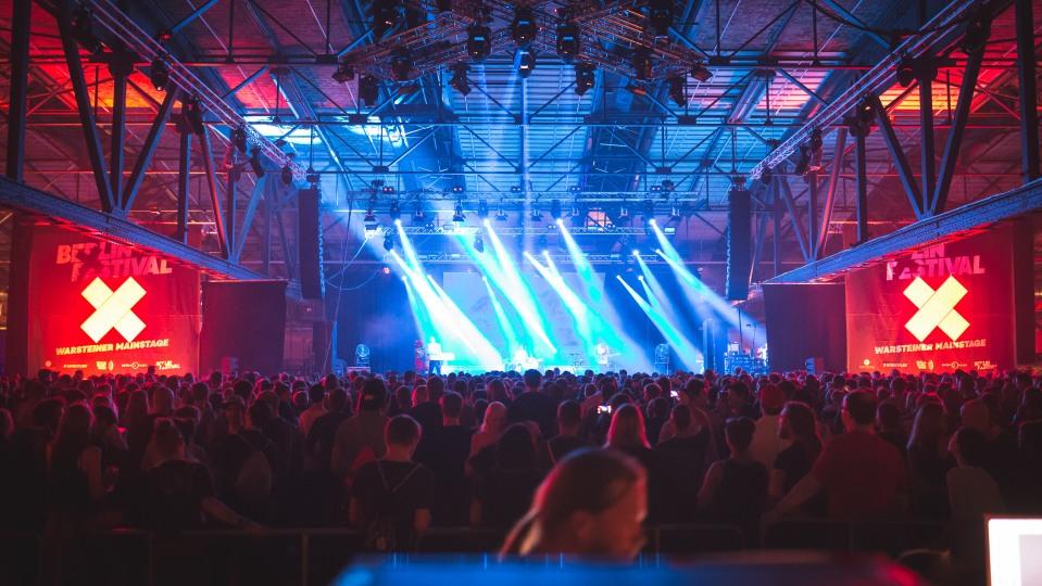 Berlin Festival 2014 - Saturday
